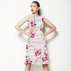 Lines+floral (Dress)