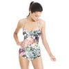Ethereal Transparent Bloom (Swimsuit)