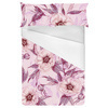 Watercolor Peony Pattern (Bed)