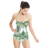 Green Palm Leafs (Swimsuit)