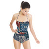 Patchwork (Swimsuit)