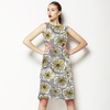 Flowers Grey (Dress)