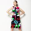 Patchwork Colour (Dress)