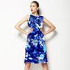 Indigo Garden (Dress)