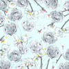 Young Spring Flowers (Original)