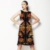 Chinoiserie Decorative Ornate Pattern (Dress)