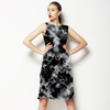Marble BLACK (Dress)