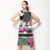 Rose Garden Stripes (Dress)