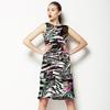 Zebra Grunge (Dress)