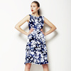 Stippled and Bleached-Out Floral Camo (Dress)