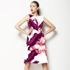 Magnolia Opulence Floral Seamless Pattern (Dress)