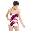 Magnolia Opulence Floral Seamless Pattern (Swimsuit)