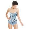 Indigo Rose (Swimsuit)