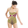 Rope Graphic 3 (Swimsuit)