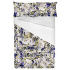 Seamless Vintage Abstract Inspired Floral Textile (Bed)