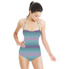 Twin Shades Blur Lines II (Swimsuit)