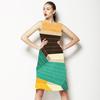 Abstract Digital Geometric Pattern (Dress)