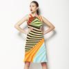 Abstract Digital Dynamic Pattern (Dress)