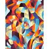 Bright Texture Digital Pattern (Original)