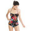 Flowers With Effect (Swimsuit)