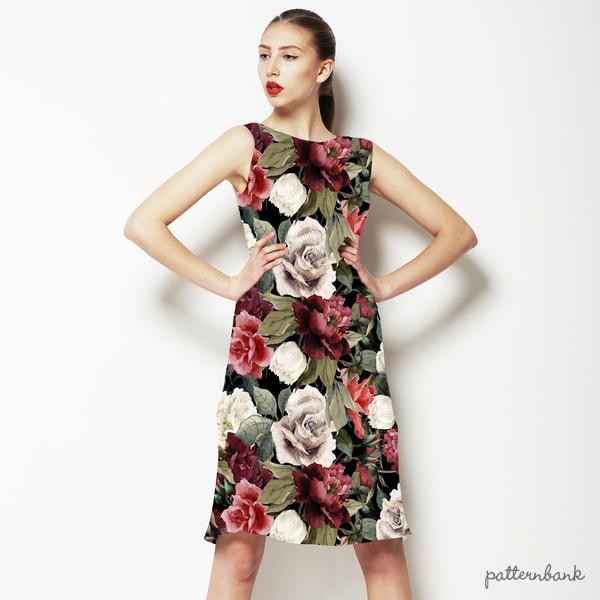 Flowers for Digital Print