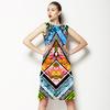 Summer Geo (Dress)