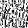 Stroked Stripes (Original)