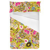 Bohemian PInk Floral Field of Flowers Cottage (Bed)
