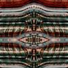 Tribal Brushed Stripes (Original)