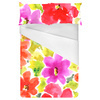 Multicolor Floral Pattern Hand-Painte (Bed)