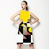 Yellow Graffiti (Dress)