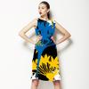 Seamless Floral Pattern (Dress)