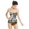 Vivid Zebra 3 (Swimsuit)
