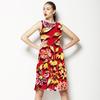 Botanical Red (Dress)