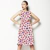 Hand Drawn Micro Floral (Dress)