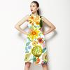 Bohemian Painted Blossoms (Dress)