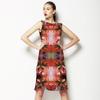 Red Iris (Dress)