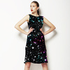 Colourful Galaxy (Dress)
