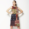 African Batik Patch (Dress)
