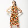 Orange Fields (Dress)