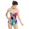 Painterly Florals (Swimsuit)