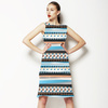 Watercolor Ethnic Pattern (Dress)