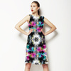Floral Geometric (Dress)