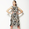 Geometrical Abstract Modern (Dress)