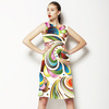 Rainbow Flowers (Dress)