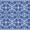 Blue Flowers (Original)