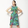 Aqua Tropical Nature (Dress)