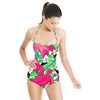 Leaf Flamingo (Swimsuit)