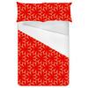 Oriental Style Geometric Print (Bed)