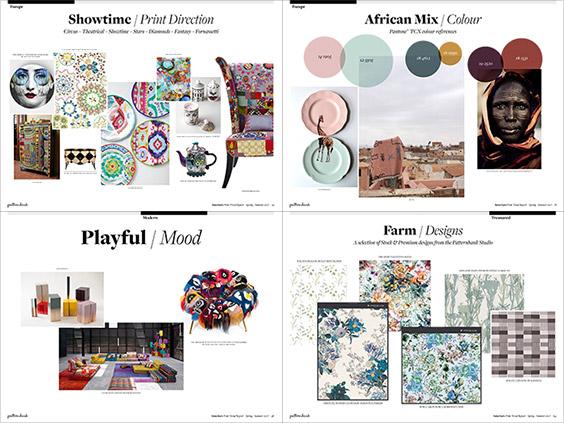 print pattern trend report spring summer 2017 patternbank
